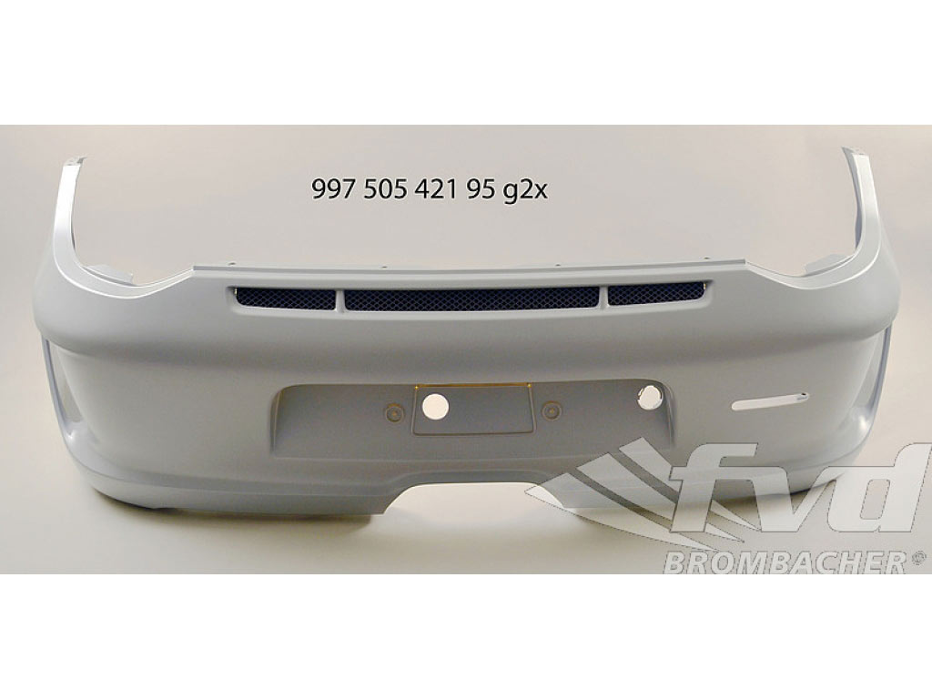 Rear Bumper Incl. Grille 997 Gt3 Cup 10-