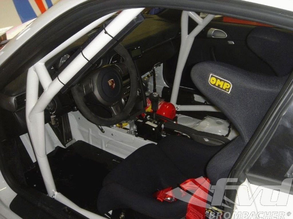 997 Gt2/gt3 Club Sport Front Roll Cage Extention - 1 Door Bar (...