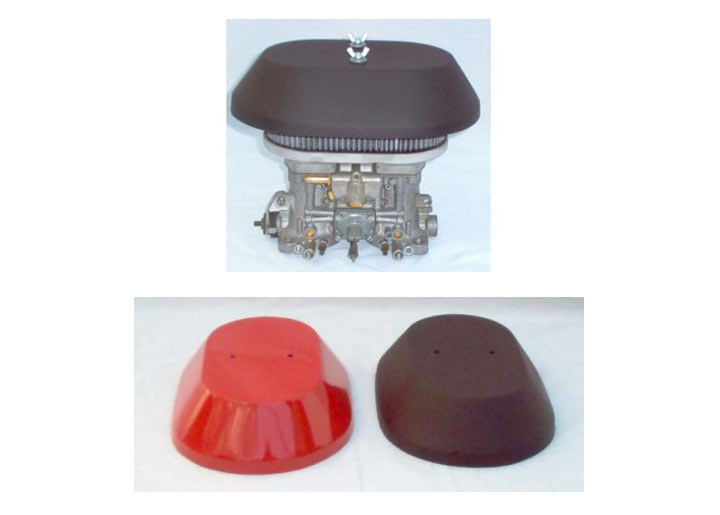Carburetor Rain Hat, Pair