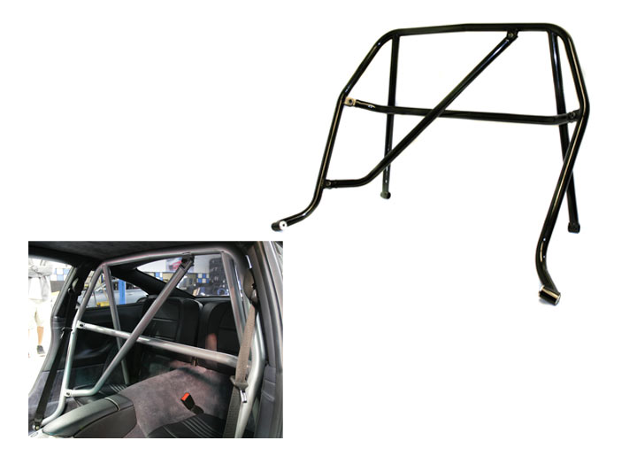 Agency Power Race Roll Bar W/harness And Diagonal Bar