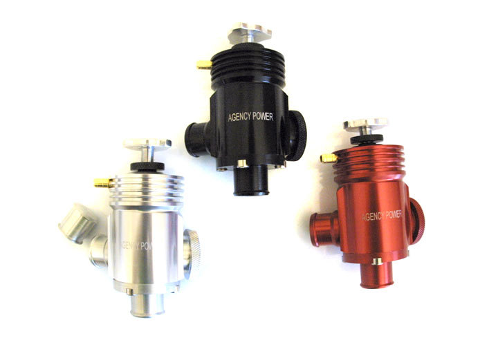 Agency Power Adjustable Blow-off Valve, 911 Turbo