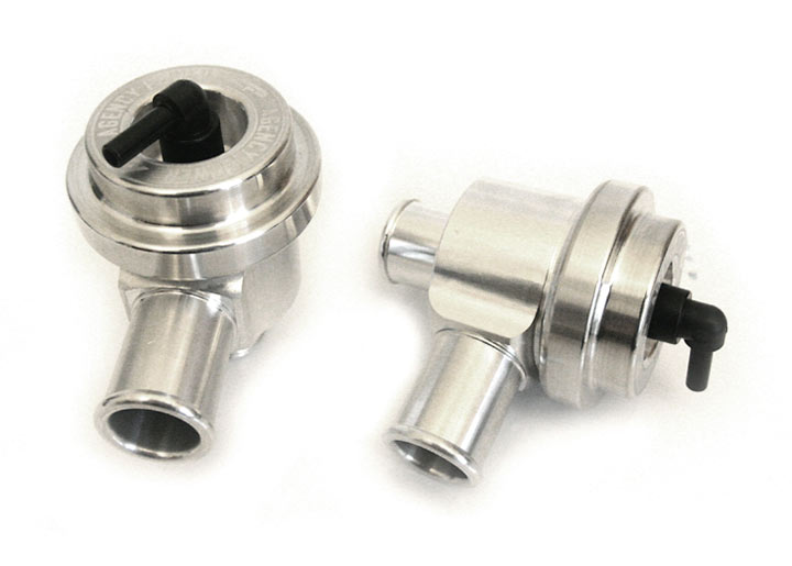 Agency Power Racing Diverter Valve Pair
