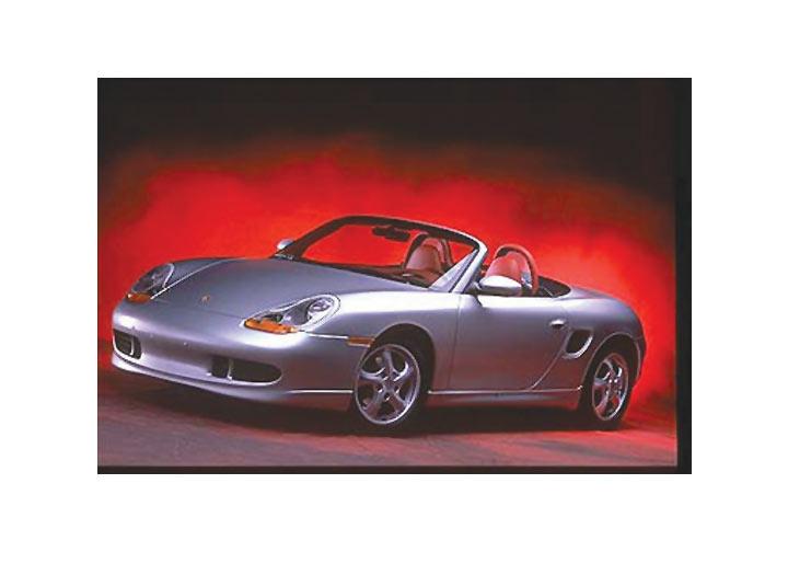 Porsche Boxster Poster