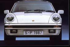 Porsche 911 1984 Poster