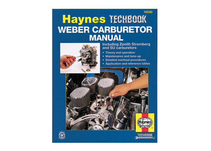 Haynes Weber Carburetor Techbook