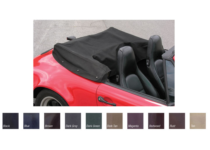 Cabriolet Sonnendeck Fabric Convertible Top Boot