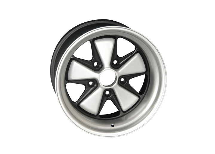 Braid Fuchs Reproduction Wheel 15 X 8 Rsr Finish (sold Each)