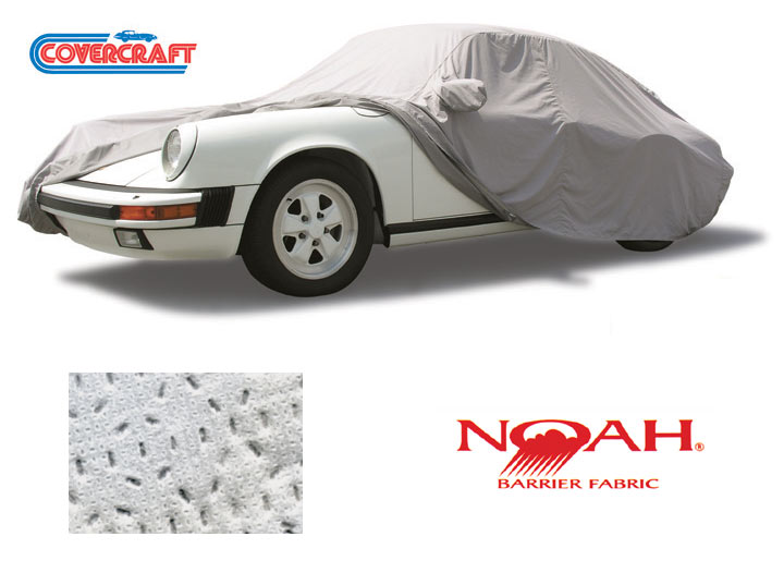 Covercraft Noah Tailored Outdoor Car Cover Cayenne Only
