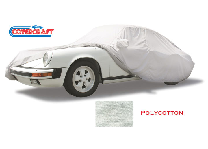 Covercraft Poly Cotton Indoor Car Cover All Except Cayenne
