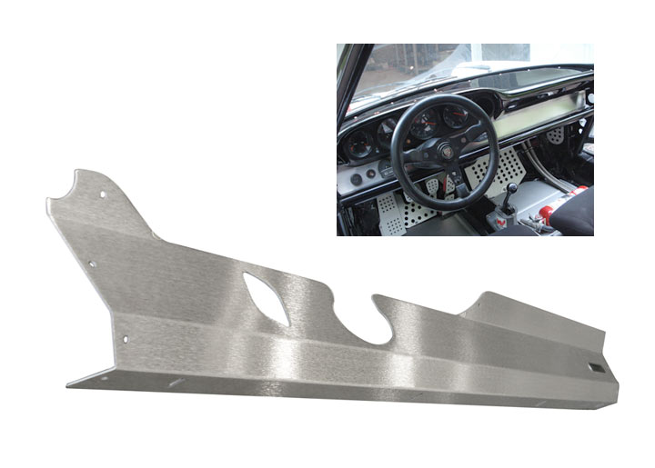 Rennline Aluminum Race Dash Cover