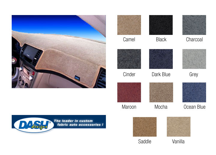 Poly-carpet Dashboard Cover/mat