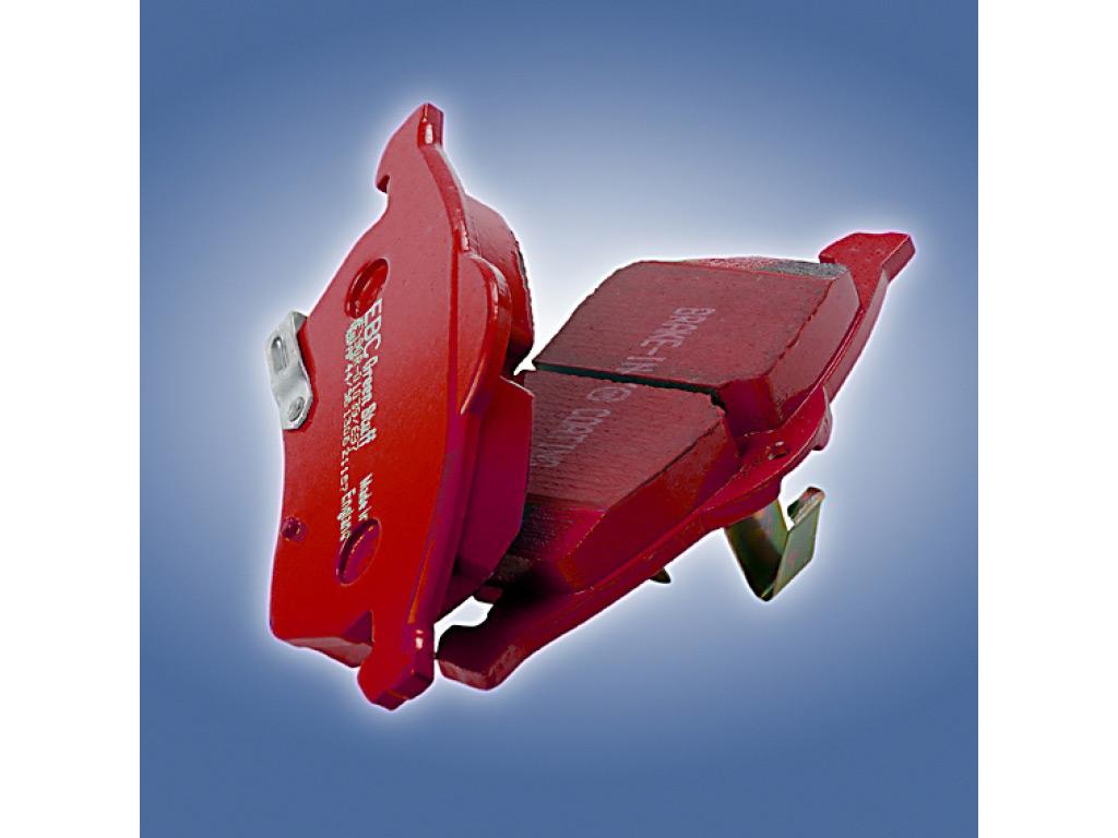 EBC Brakes DP31514C Redstuff Ceramic Low Dust Brake Pad