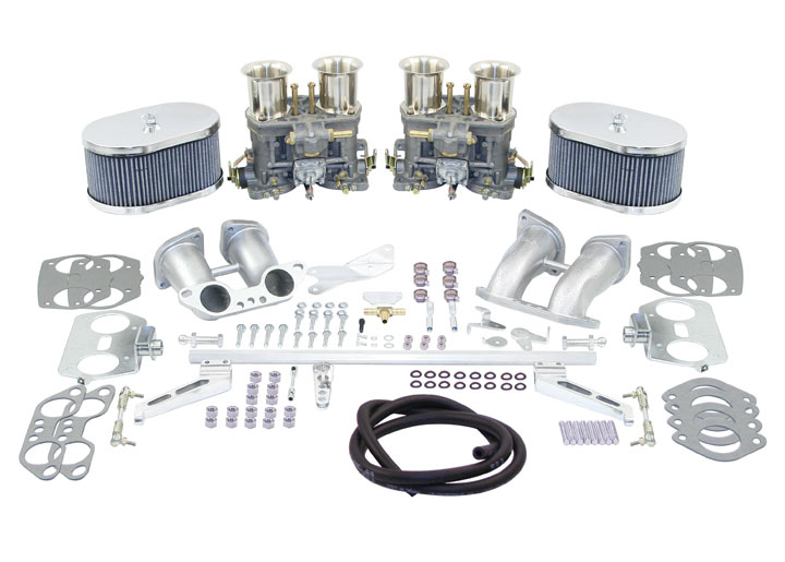 Empi Dual 44 Idf Carburetor Kit For 914