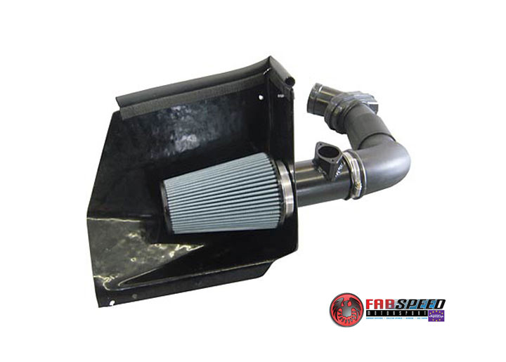 Fabspeed Boxster V-flow Air Intake System