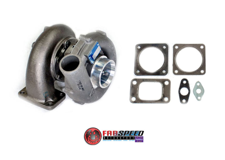 Fabspeed K27 Turbocharger Upgrade