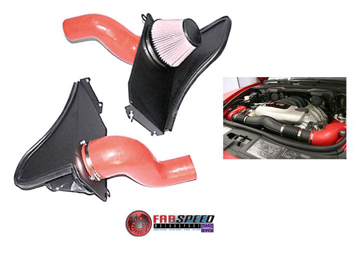 Fabspeed Cayenne S V-flow Air Intake System