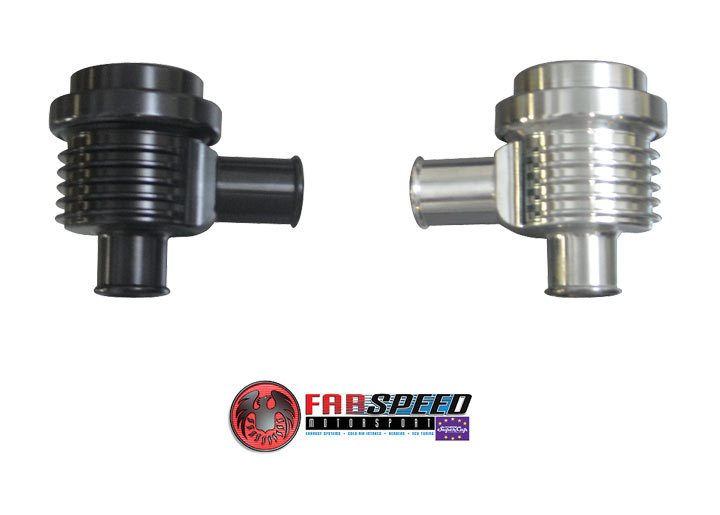 Fabspeed 996 Gt2 Diverter Valves, Pair