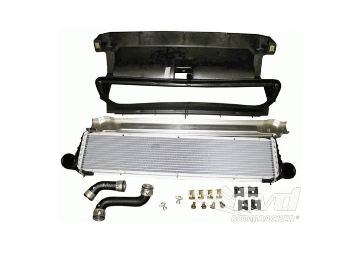 Boxster/cayman Center Radiator Kit
