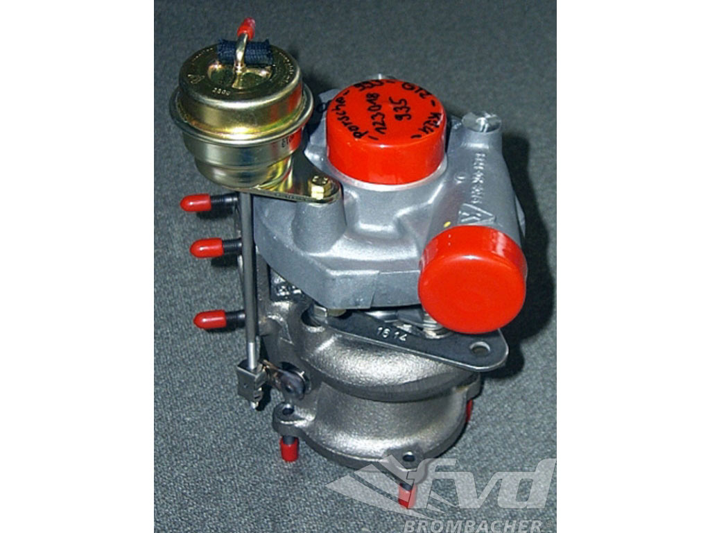 993 K24 Race Turbo Charger (right)