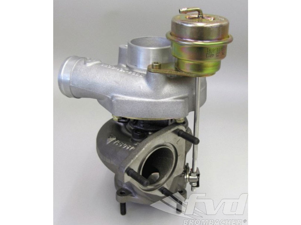 993 K24 Sport Turbo Charger (left)