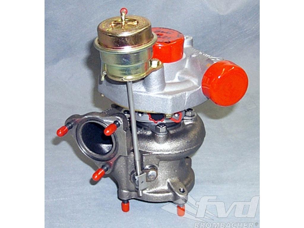 996 K-16/24 Turbocharger - Left (exchange Part)