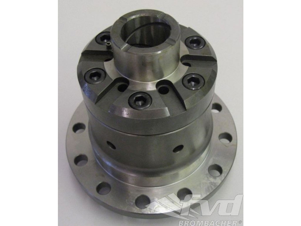 Differential 915 Transmission 20-80% (course Spline 18 Theeth)