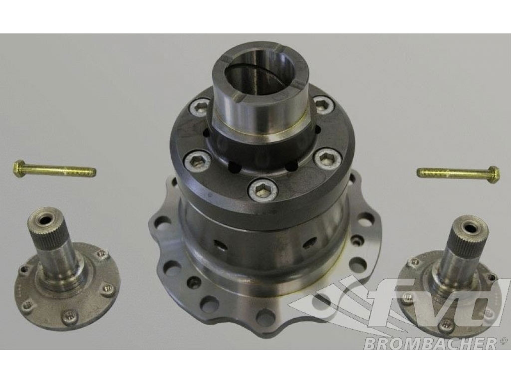 Differential 996/997 Turbo 20-80%