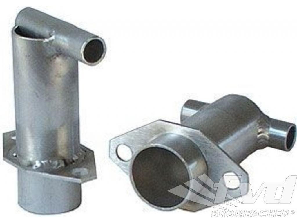 Bumper Suport Aluminium Rear (1pc) 130gr