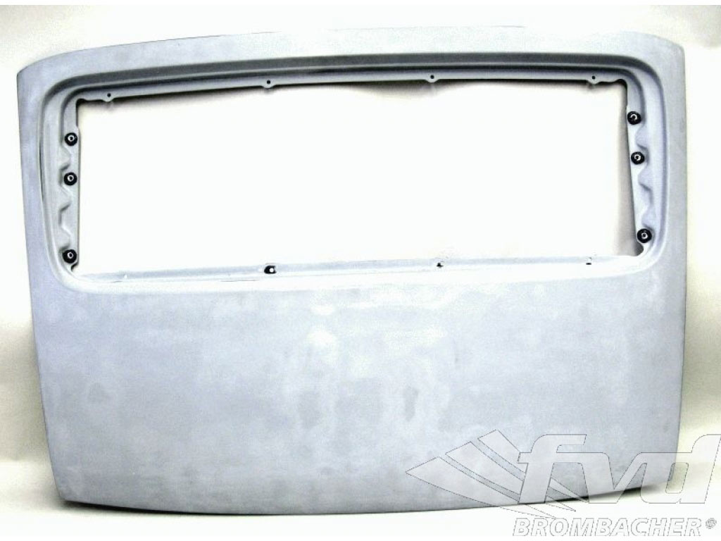 Carbon Deck Lid Rear (1.7 Kg) 964
