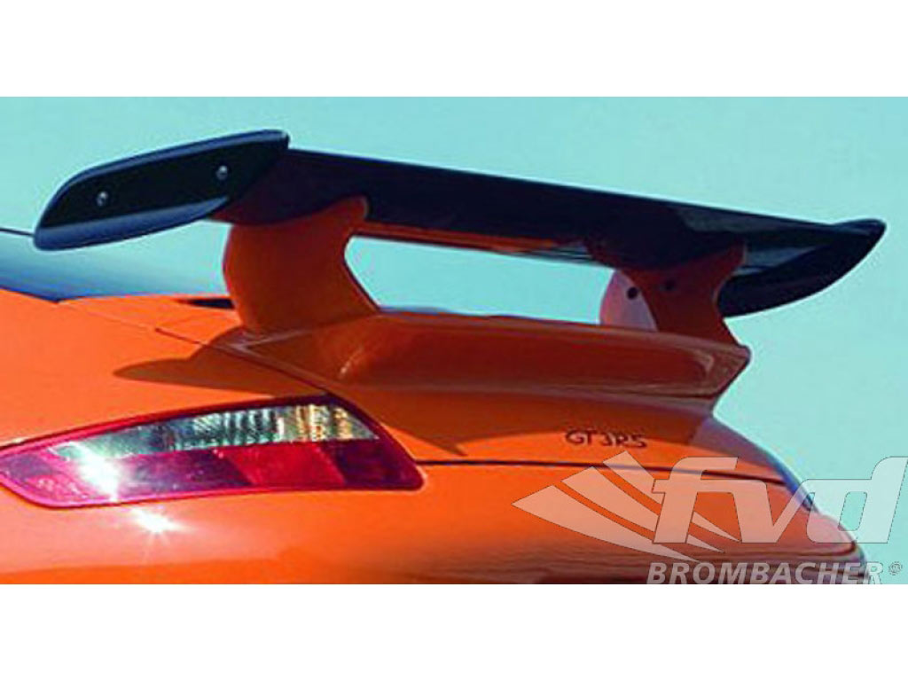 Rearspoiler With Deck Lid 997 Gt3 Rs Look Incl. Air Scoops