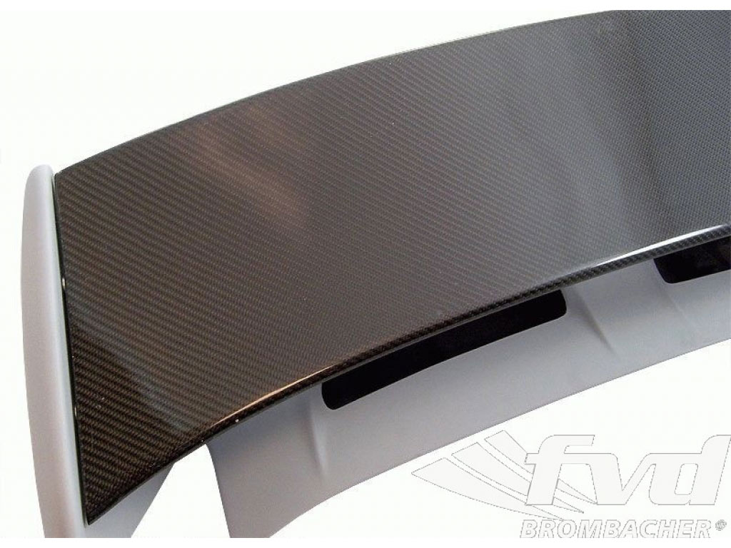Wing Blade 997 Aerokit (polished Carbon Finish) Fits OEM Deck Lid