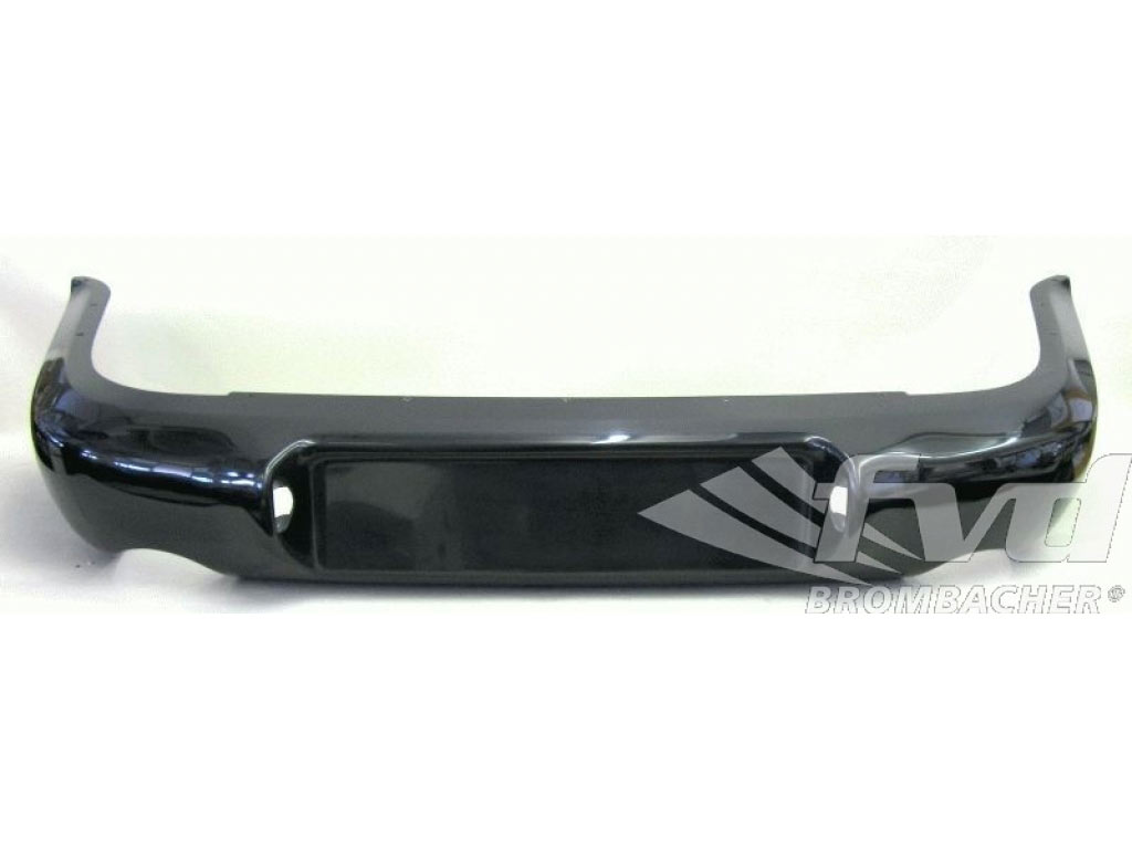 Rear Bumper 964 Rs-look Exhaust Exit Left And Right Kevlar/carbon