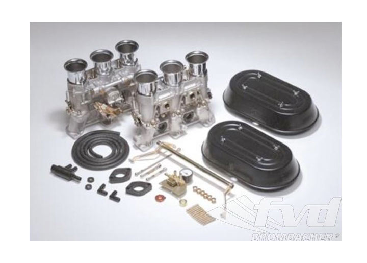 Carburetor Kit Ida 40 With Filter And Installation Kit