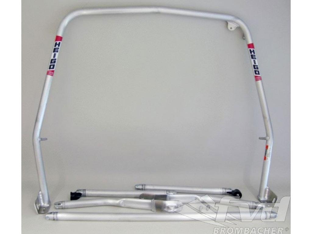 Porsche 911 996 Roll Bar End Cap 99655545700A10 NEW OEM