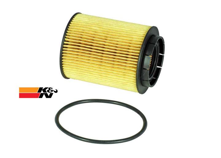 Porsche 997 Oil Filters Kit Results