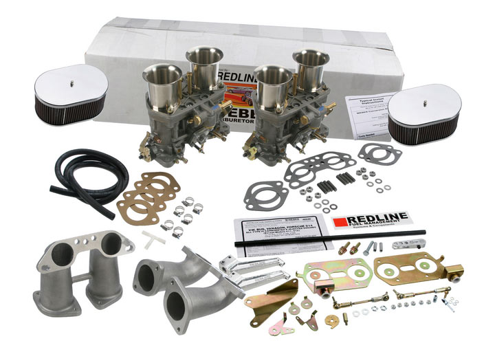 Carburetor Dual 48 Idf Conv. Kit