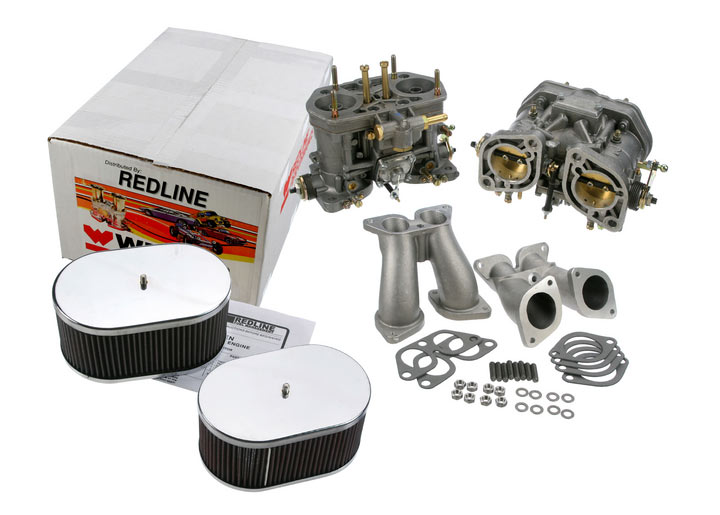 Carburetor Dual 40 Idf-xe Conv Kit