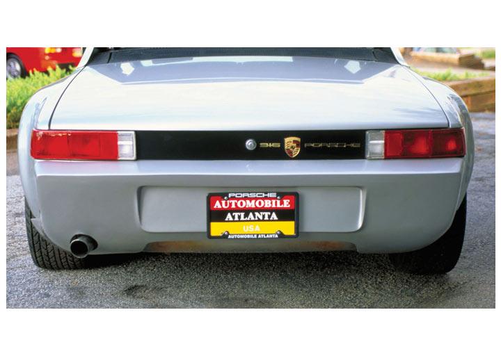 Rear 916 Fiberglass Bumper / For 9