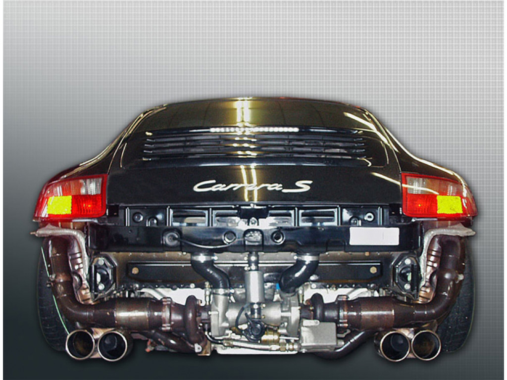 Porsche 996 Supercharger Kit Results