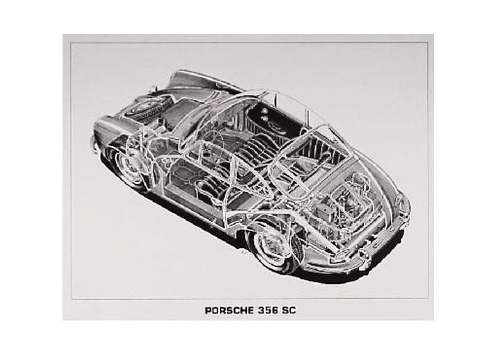 Cutaway Poster, 356 Sc