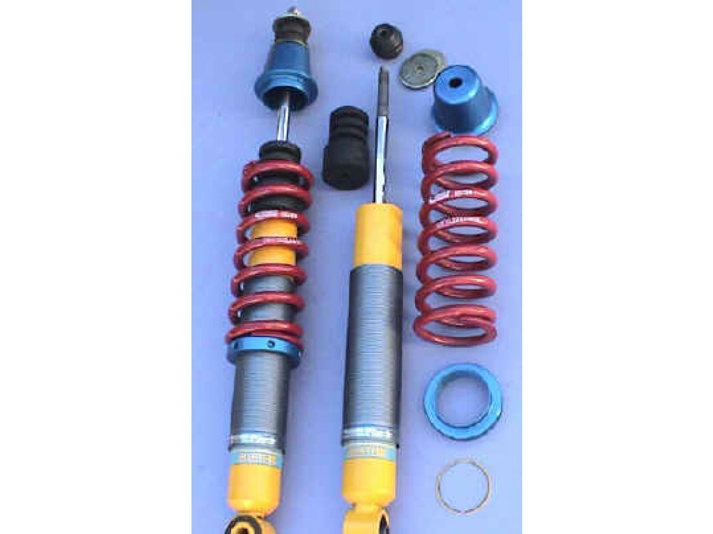 Rear Coil Over Kit, (springs, Sleeves, Hats, & Collars) (withou...