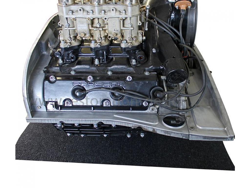5 Piece Engine Sheet Metal (tin) Set, 914-6