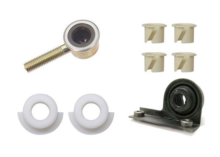 Shifter Bushing Set, 1979-80 924 Turbo