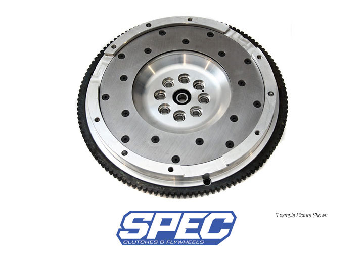 Spec Billet Aluminum Flywheel, 924s/944/944s