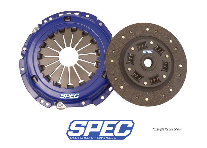 Spec Stage 1 Clutch Disc/disk And Pressure Plate Kit; 914 1.7/1...