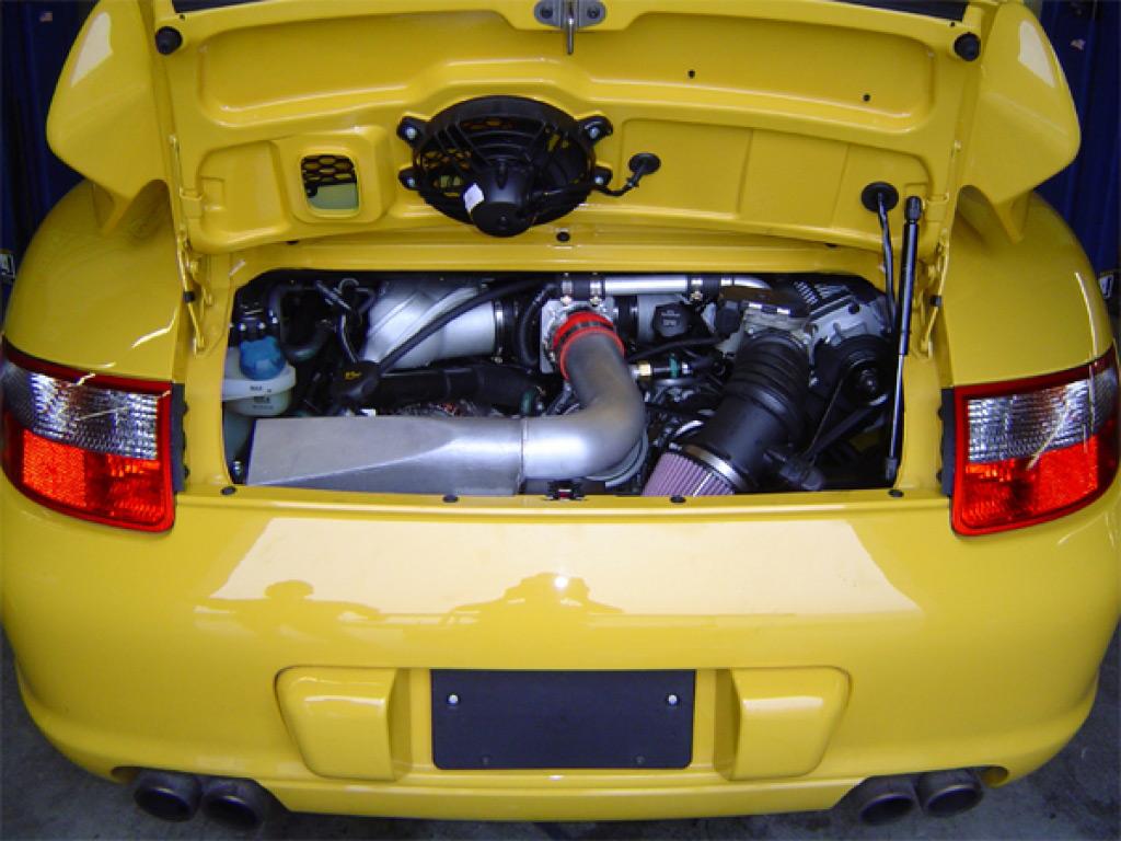 Porsche 911 Supercharger Results