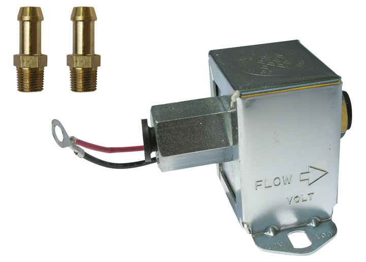 Facet Electric Fuel Pump For Carburetion