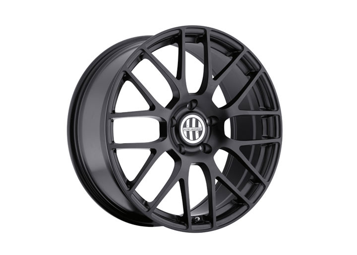 Victor Equipment Innsbruck Wheel, 18x11 (et36) Black