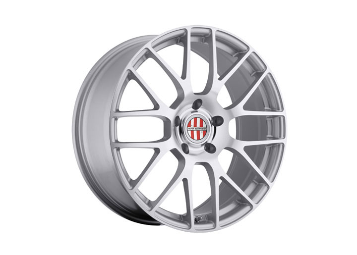 Victor Equipment Innsbruck Wheel, 18x8 Hyper Silver