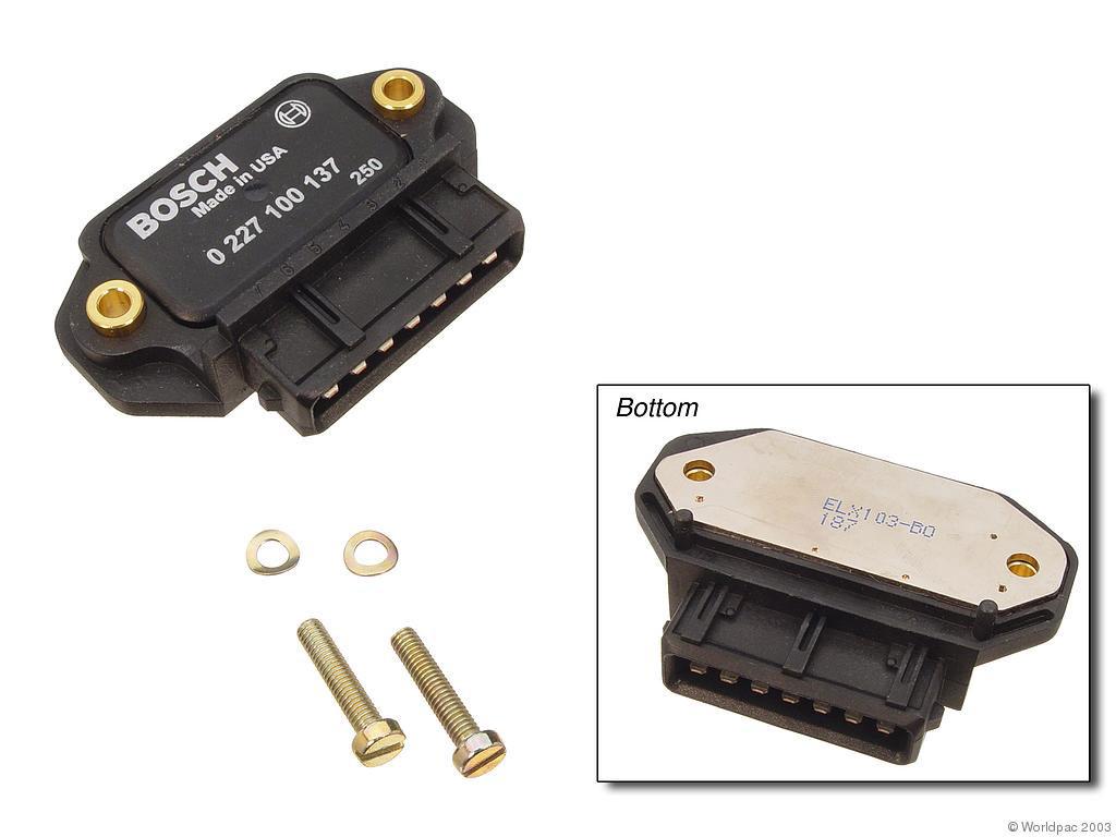 Bosch 0227100124 Ignition Control Unit